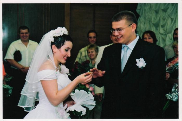 Почему свадьбы только по пятницам