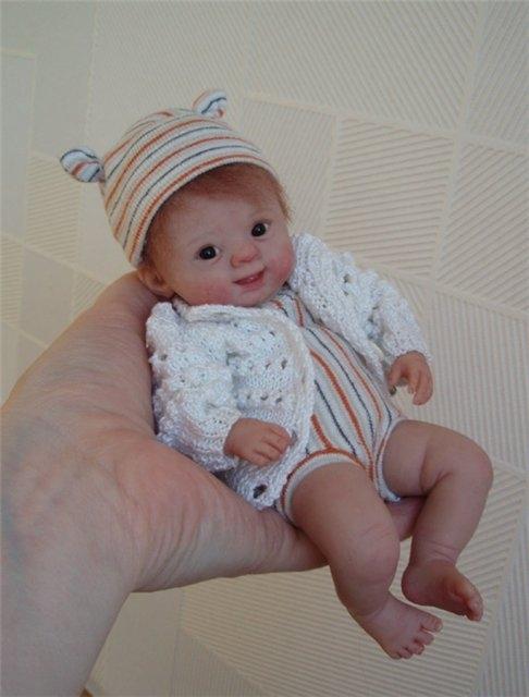 Куклы новорожденные дети своими руками