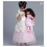Re: Шикарные платья для маленьких принцесс.  Разное.  Детская одежда.