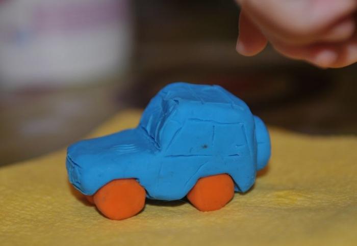 Поделки из пластилина для детей 9-10 лет фото своими руками